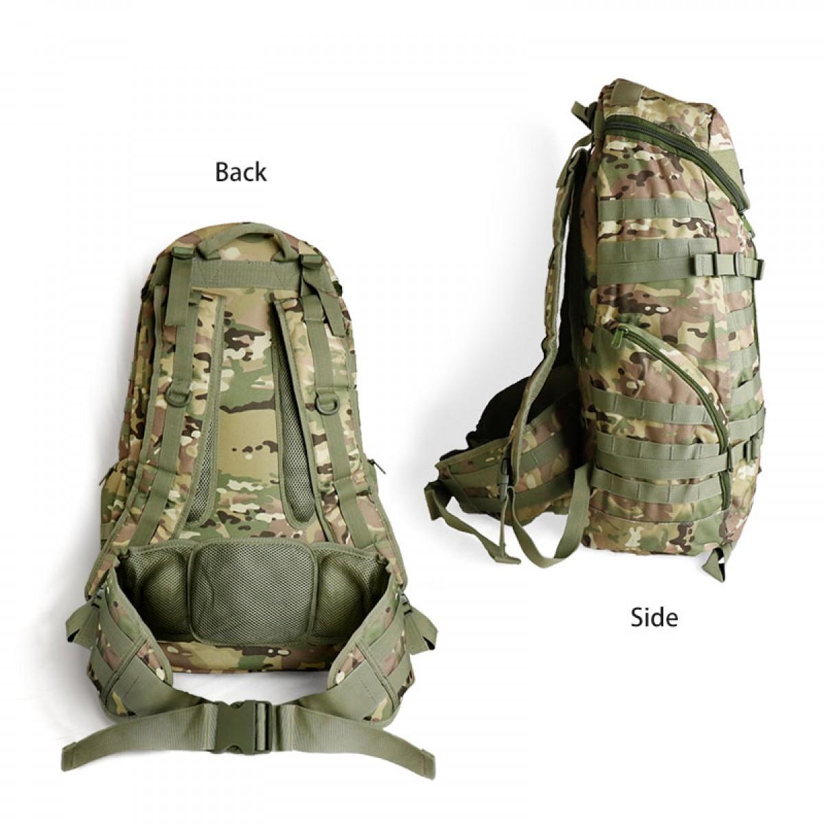 登山用バックパック 56L-75L