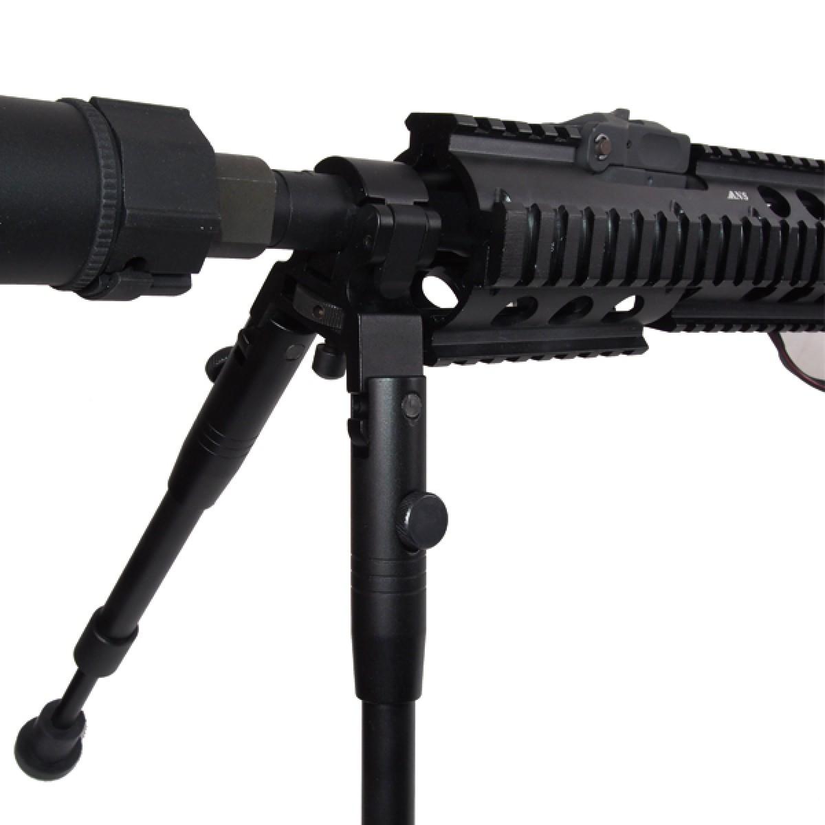 伸縮式 BATTLE BI-POD アウターバレル用 バイポッド