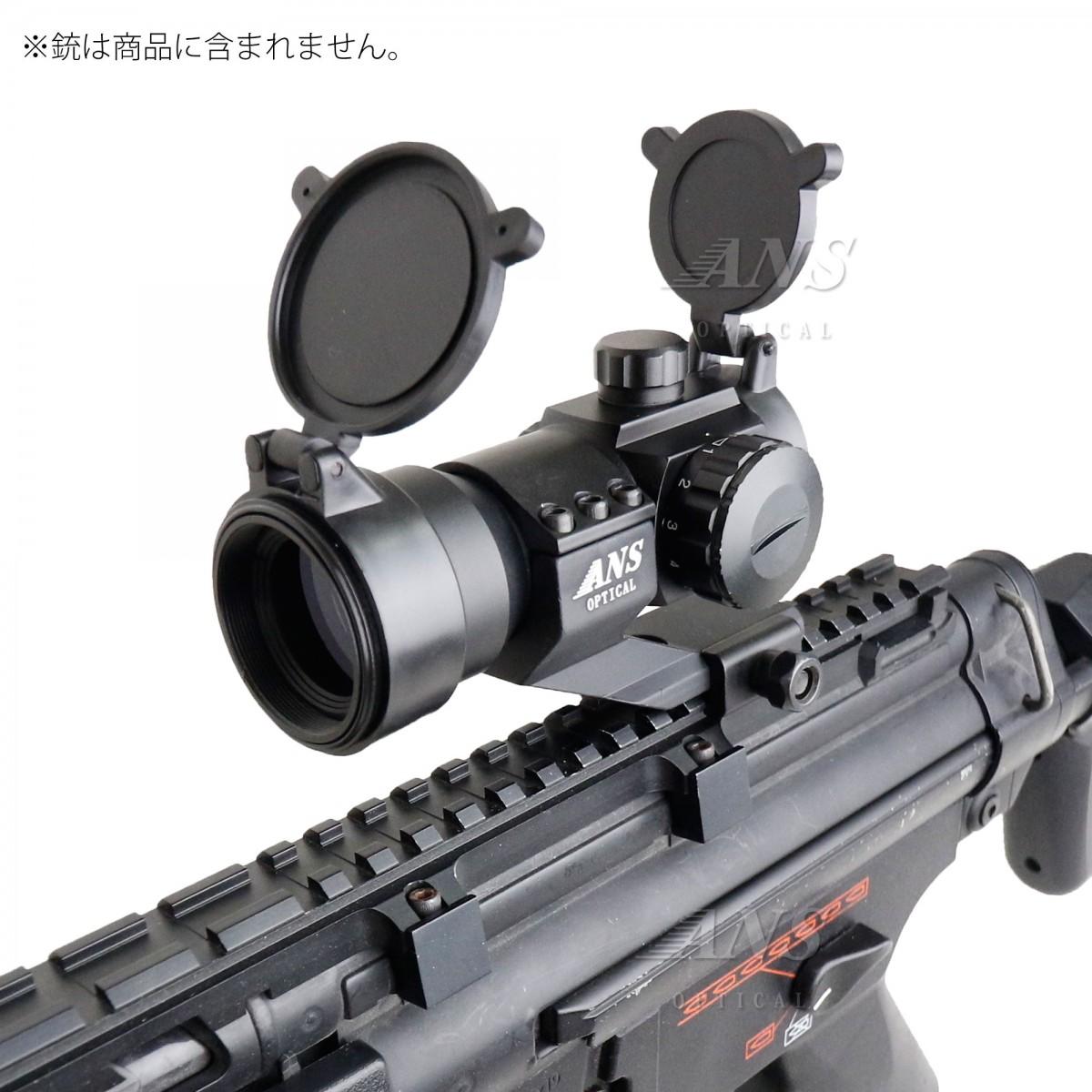 AIM COMP M3 ドットサイト オフセットハイマウント