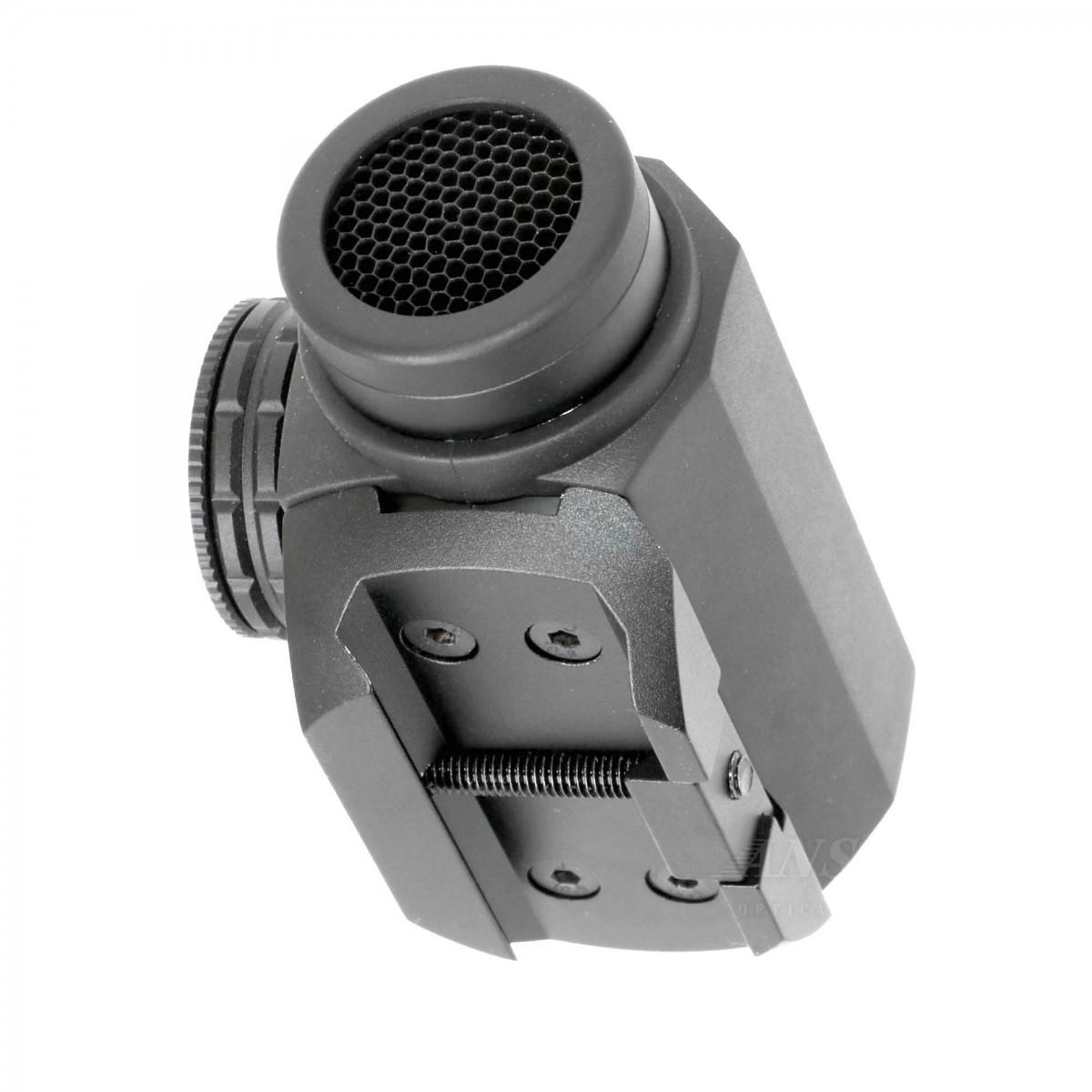 ANS optical T-2 タイプ ラバーコーティング ドットサイト ローマウント ハイマウント 専用キルフラッシュ付き