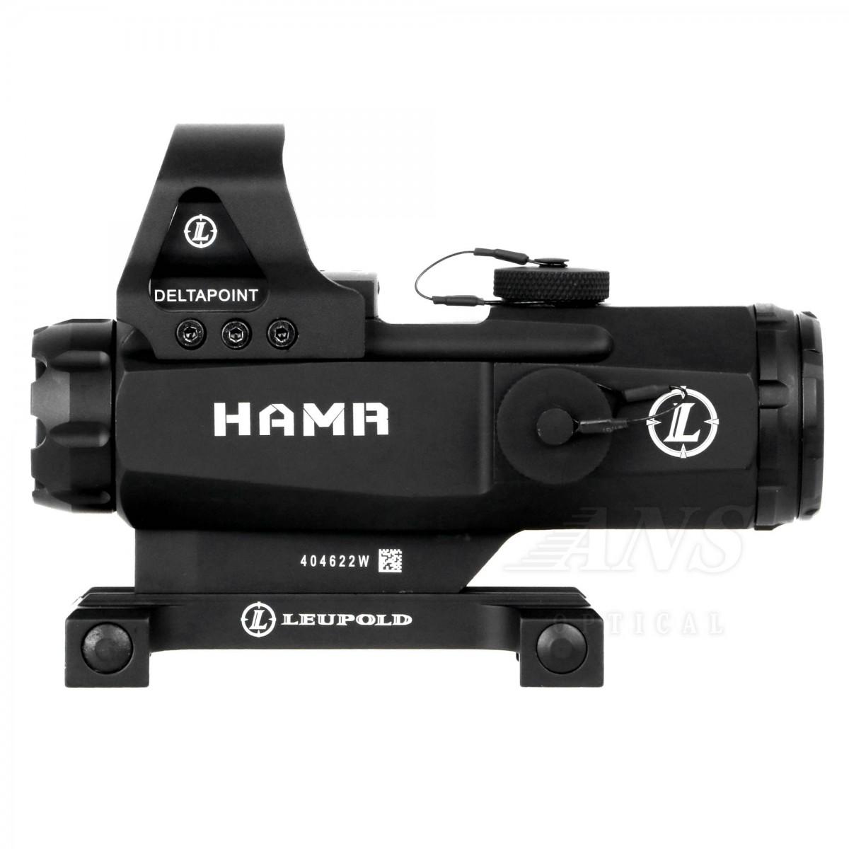 リューポルド Mark4 HAMR タイプ 4倍スコープ with デルタポイント タイプ ドットサイト
