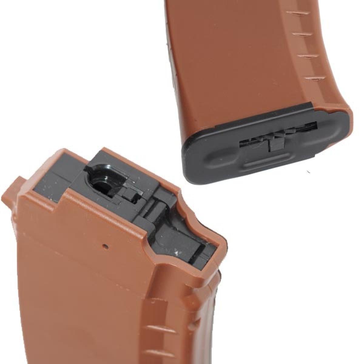 次世代AK用 多弾装 スペア マガジン