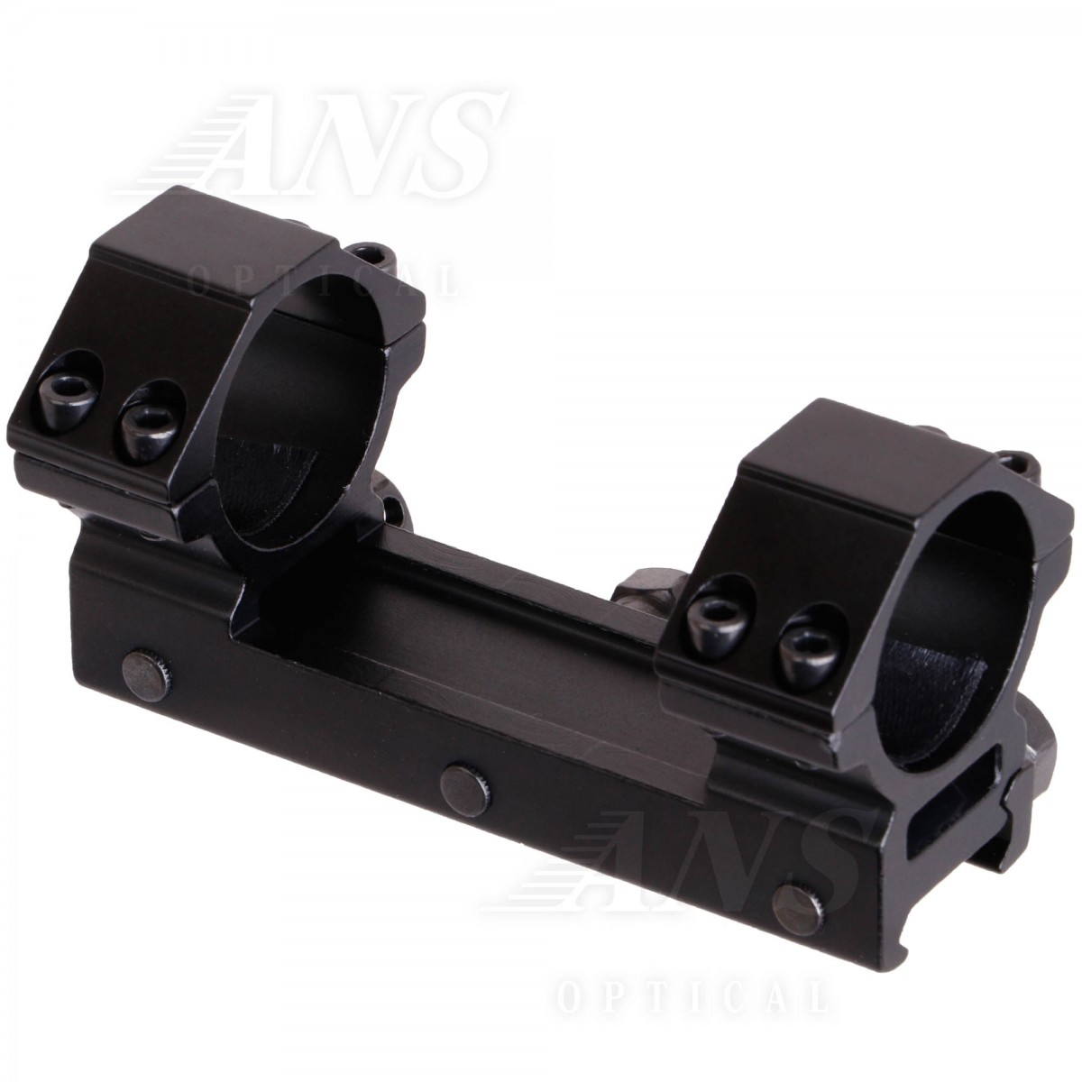 ワンピース ダブルナット 20mmマウントレール対応 チューブ径30mm用 LOW