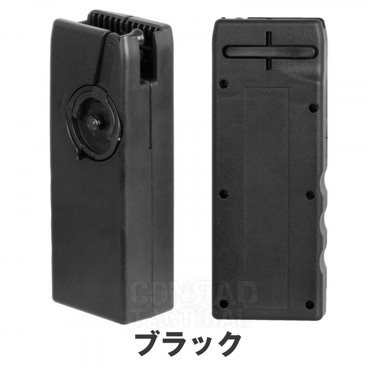 1000R BB弾スピードローダー M4マガジン用(ブラック/タン/レッド)