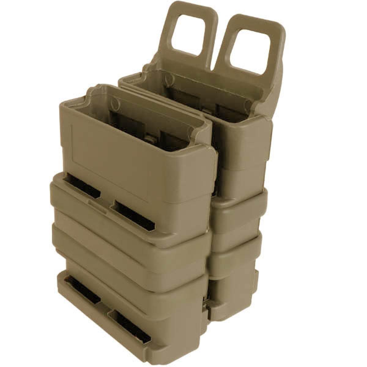 SHENKEL ファストマグポーチ レプリカ 5.56mm マガジン 対応 2個セット